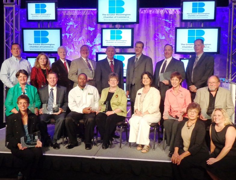 97th Annual Meeting For Bloomington Chamber
