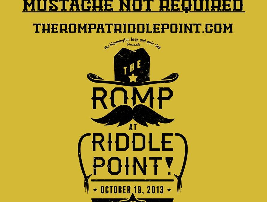 Inaugural Boys & Girls Club Romp at Riddle Point