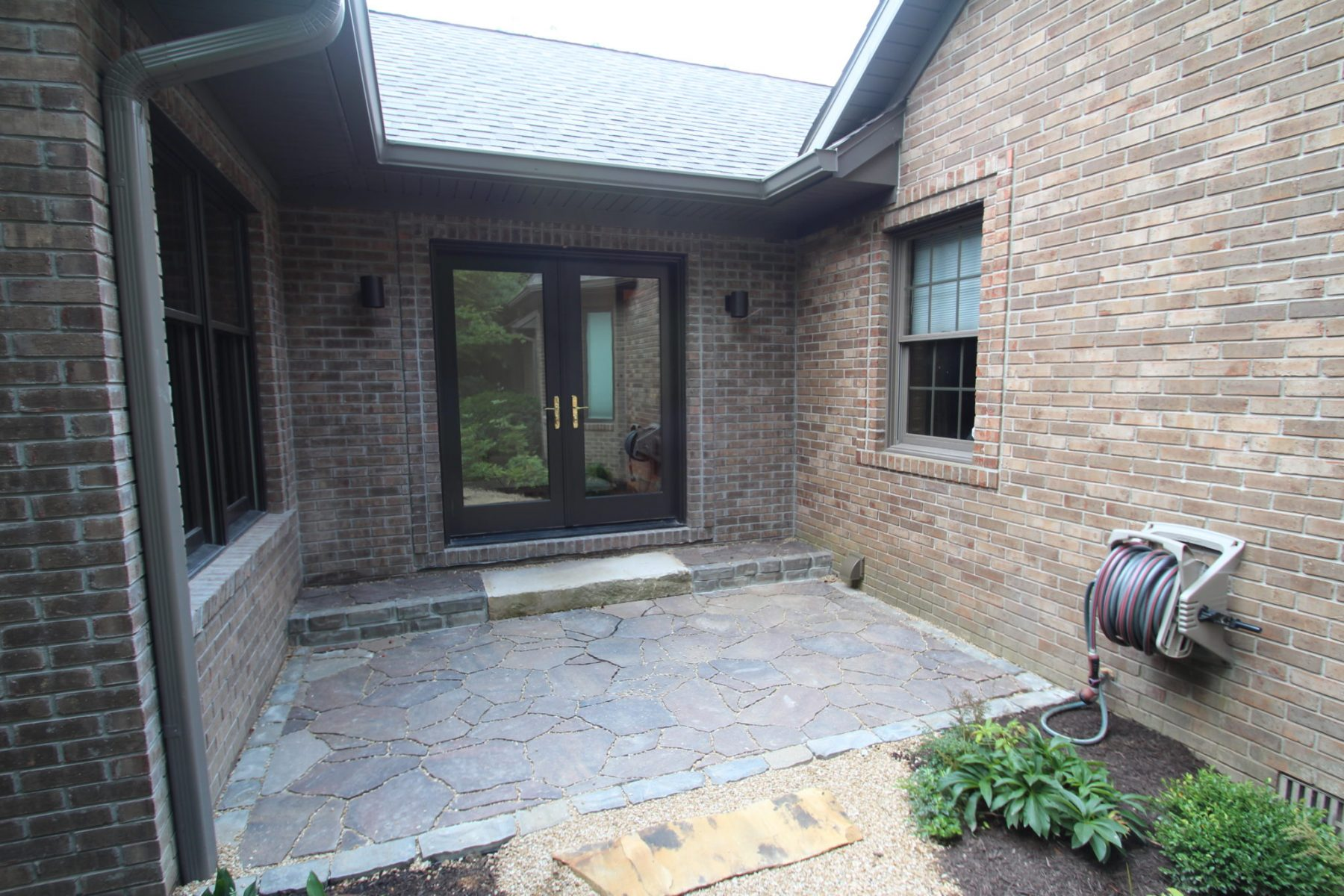 new back entryway