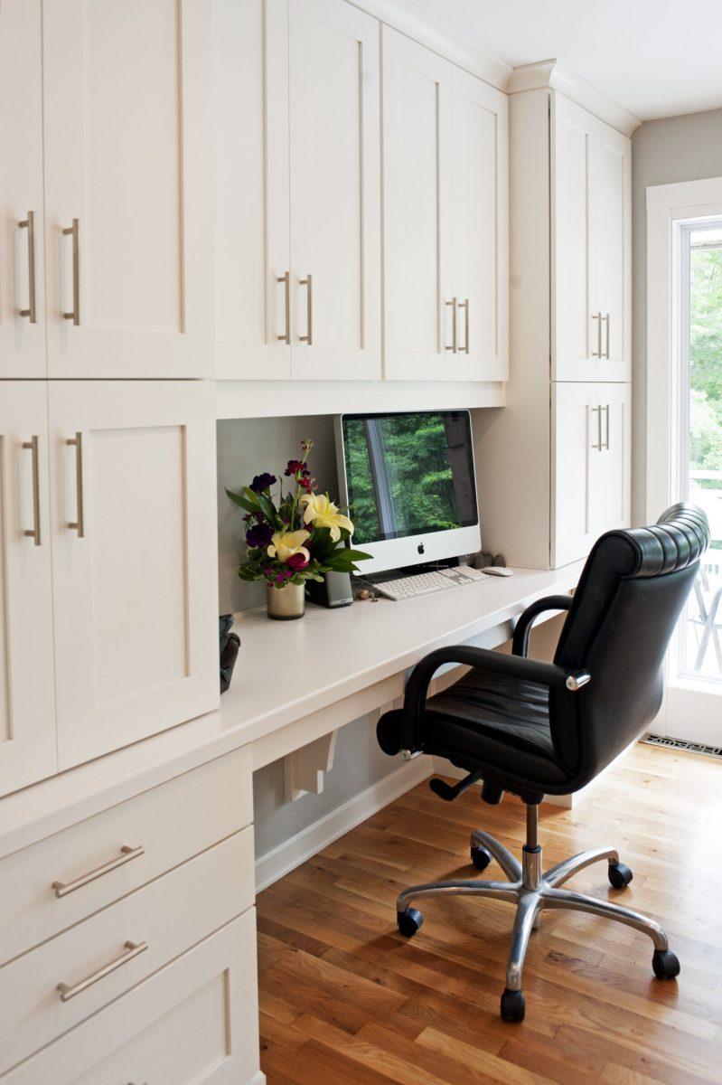 built in desk schultz