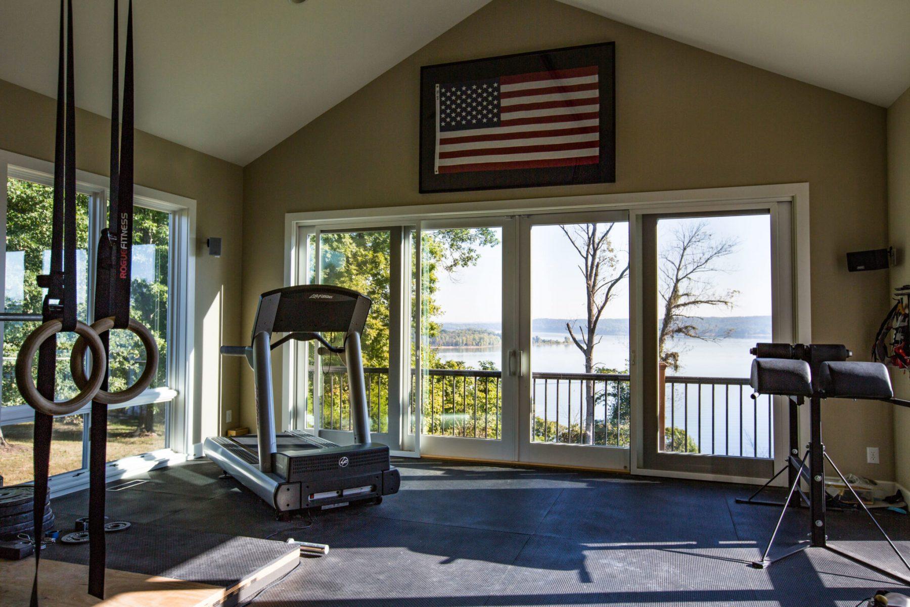 workout with a view lake monroe view