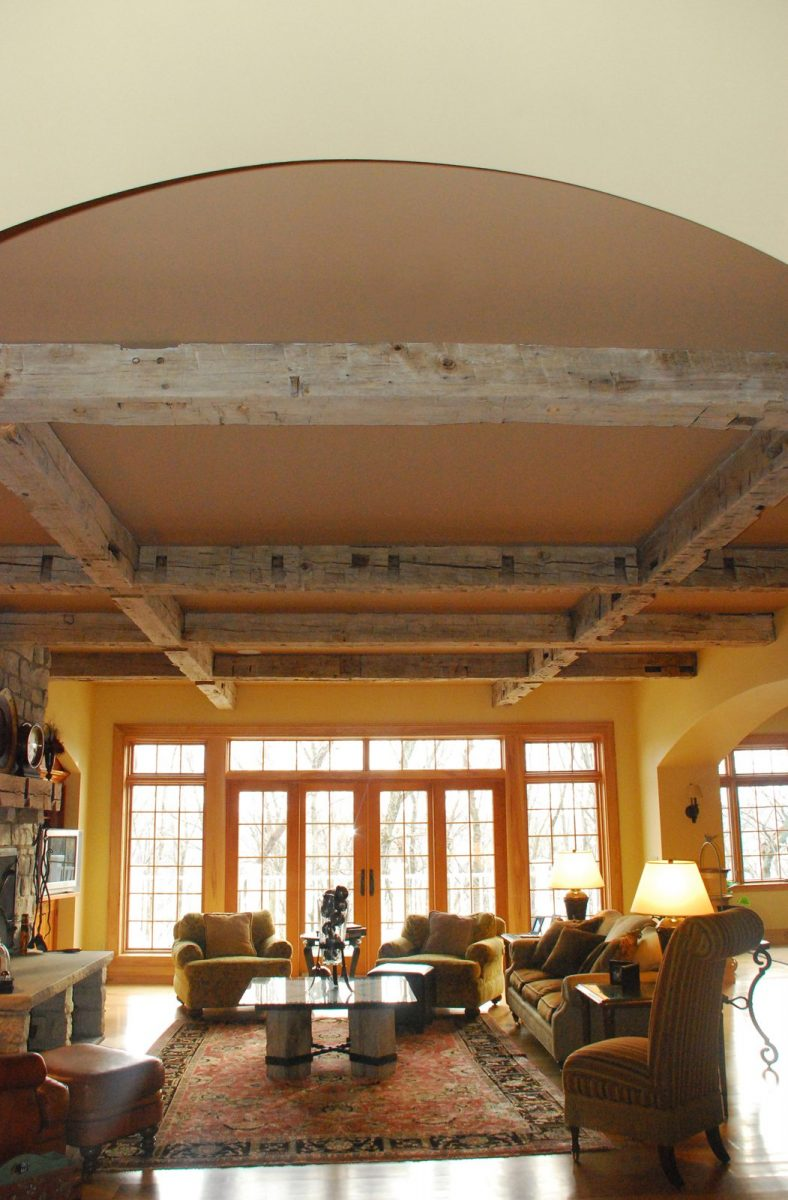 Barnwood Beams